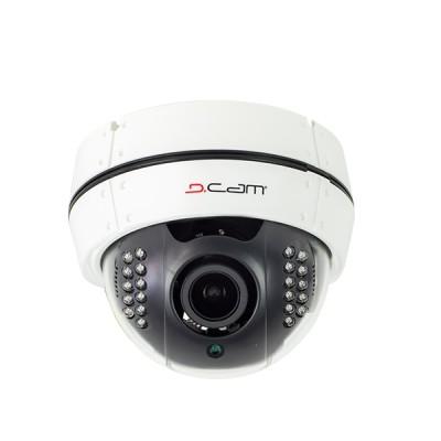 D-33019 - Yüksek Çözünürlüklü Dome Kamera